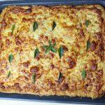 Βασική συνταγή ζύμης πίτσας 8 mamameli