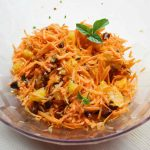 αρωματική-σαλάτα-καρότο και πορτοκάλι 7 mamameli