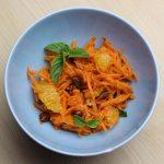 αρωματική-σαλάτα-καρότο και πορτοκάλι 8 mamameli