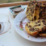 κέικ με ταχίνι χωρί γάλα 5 mamameli