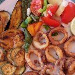 Καλαμαράκια τηγανητά 4 mamameli