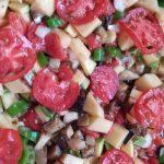 Λαχανικά στο φούρνομπριάμ 5 mamameli