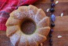 κέικ κόκκινης κολοκύθας χωρίς γλουτένη 7 mamameli