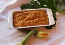 Κέικ με κολοκυθάκι και τυρί cottage 3 mamameli