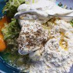 Τεμπελόπιτα με κολοκυθάκι και γαλοτύρι 1 mamameli