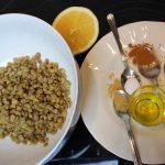 Σαλάτα ζυμαρικών με αρωματικές φακές 1, mamameli