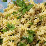 Σαλάτα ζυμαρικών με αρωματικές φακές 7, mamameli
