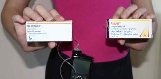 Ινσουλίνη Fiasp ο πρώτος μήνας 1, Mamameli
