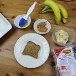 Croque μπανάνα με φυστικοβούτυρο χωρίς γλουτένη 1, Mamameligr