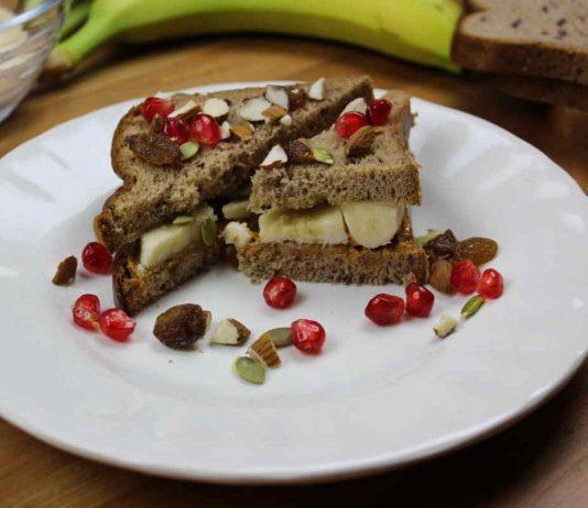 Croque μπανάνα με φυστικοβούτυρο χωρίς γλουτένη 11, Mamameligr