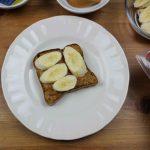 Croque μπανάνα με φυστικοβούτυρο χωρίς γλουτένη 3, Mamameligr