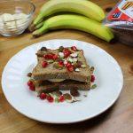 Croque μπανάνα με φυστικοβούτυρο χωρίς γλουτένη 6, Mamameligr