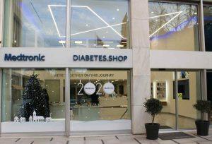 Χριστουγεννιάτικη γιορτή Medtronic Diabetes Shop 2019, 1, Mamameli