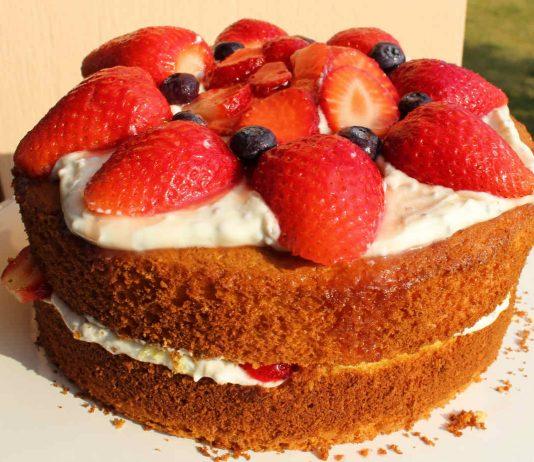 Η πιο εύκολη τούρτα φράουλας 20, Mamameli