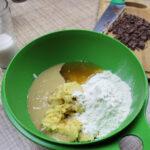 Νηστίσιμα μπισκότα με ρεβύθια και ταχίνι 4, mamameli