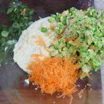 ρεβυθοκεφτέδες φούρνου με λαχανικά χωρίς γλουτένη, mamameli 2