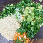 ρεβυθοκεφτέδες φούρνου με λαχανικά χωρίς γλουτένη, mamameli 3