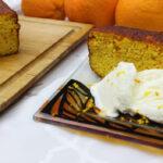 Αφράτο κέικ πορτοκαλιού με αλεύρι ινδικής καρύδας 11, mamameli