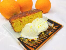 Αφράτο κέικ πορτοκαλιού με αλεύρι ινδικής καρύδας 13, mamameli