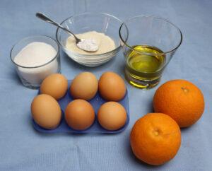Αφράτο κέικ πορτοκαλιού με αλεύρι ινδικής καρύδας 2, mamameli