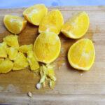 Αφράτο κέικ πορτοκαλιού με αλεύρι ινδικής καρύδας 6, mamameli